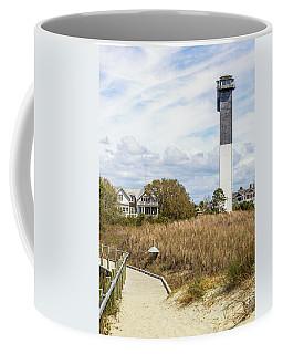 Station 18 On Sullivan's Island, Sc Coffee Mug