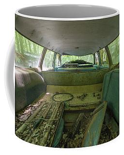 Station Wagon In Color Coffee Mug