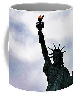 Statue Of Liberty May 2016 Coffee Mug