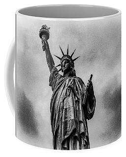Statue Of Liberty Photograph Coffee Mug