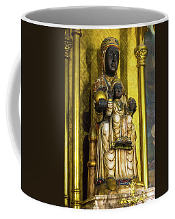 Statue Of The Virgin Mary Coffee Mug