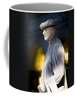 Statuesque Coffee Mug