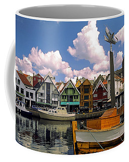 Stavanger Harbor Coffee Mug
