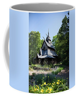 Stavkirke Church Coffee Mug