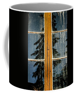 Stavkirke Reflection Coffee Mug