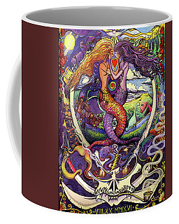 Steal Your Mermaids Coffee Mug