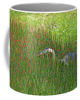 Stealth Heron Coffee Mug