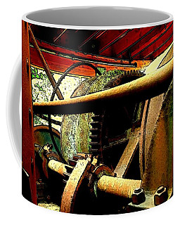 Steam Donkey Coffee Mug