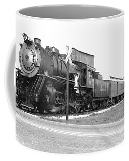 Steam In Motion Coffee Mug