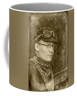 Coffee Mug featuring the photograph Steam Train Series No 37 by Clare Bambers
