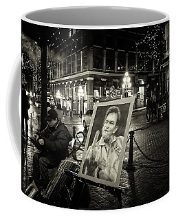 Steamin' Johnny Coffee Mug