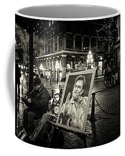 Steamin' Johnny Coffee Mug