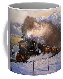 Steamin South Coffee Mug