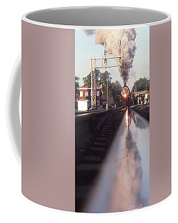 Steaming Up Coffee Mug