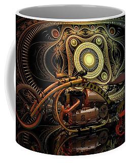 Steampunk Chopper Coffee Mug