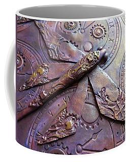 Steampunk Dragonfly Coffee Mug