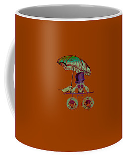 Steampunk T Shirt Design Coffee Mug