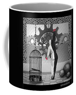Steampunk Time Matters Coffee Mug