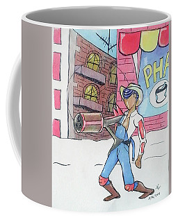 Steampunked Hillbilly Coffee Mug