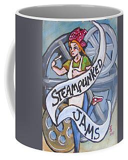 Steampunked Jams Coffee Mug