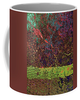 Coffee Mug featuring the photograph Steel And Concrete by David Pantuso