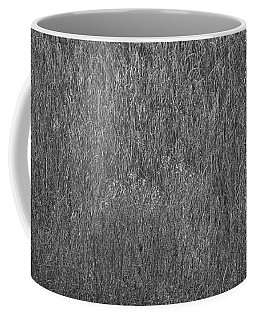 Steel Gray Grass Coffee Mug