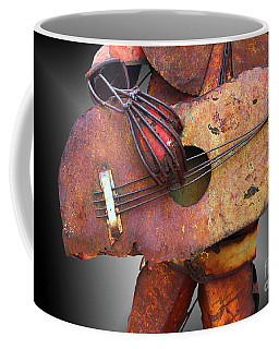 Steel Guitar - Or - Too Many Fingers And Not Enough Strings Coffee Mug
