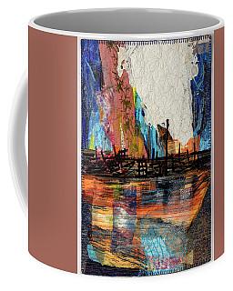 Steel Mills At Night Coffee Mug