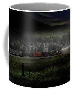 Steel Moon Coffee Mug