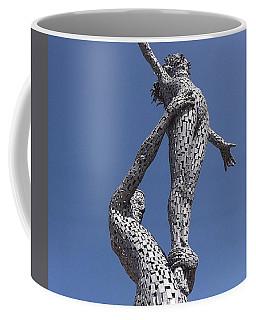 Steel People Coffee Mug