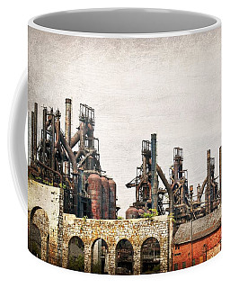 Steel Stacks  Coffee Mug