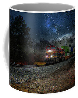 Steel Strike Coffee Mug