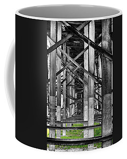 Steel Support Coffee Mug