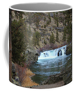 Steelhead Falls Coffee Mug
