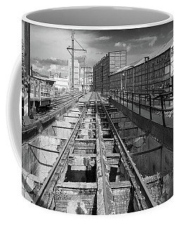 Steelyard Tracks 1 Coffee Mug