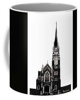 Steeple Chase 1 Coffee Mug