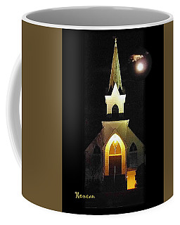 Steeple Chase 3 Coffee Mug