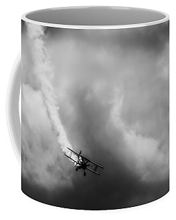 Steerman Coffee Mug by Michael Nowotny