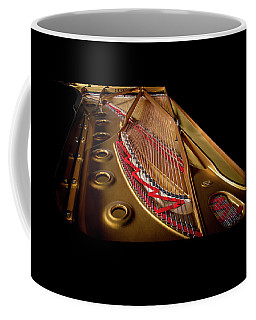 Steinway Guts Coffee Mug