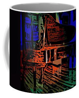 Steinway Piano Coffee Mug