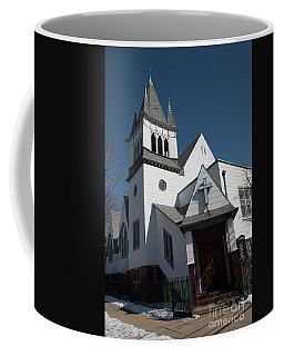 Steinwy Reformed Church Steinway Reformed Church Astoria, N.y. Coffee Mug