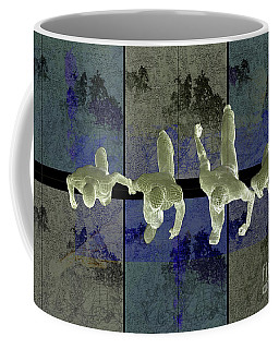 Step Into The Vortex Coffee Mug