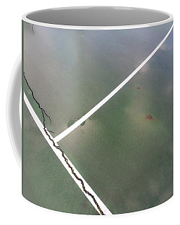 Coffee Mug featuring the photograph Step On A Crack... by Robert Knight