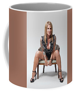 Stephanie Sitting 2 Coffee Mug