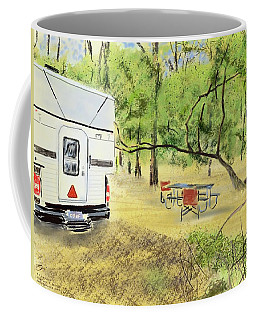 Stephen C. Foster Campground  Coffee Mug