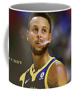 Stephen Curry, Golden State Warriors Coffee Mug