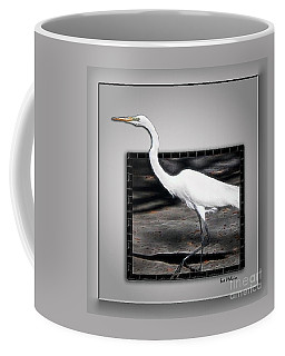Coffee Mug featuring the digital art Stepping Out Into A New Dimension by Sue Melvin