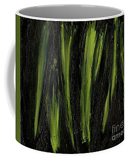 Stepping Through Mens Blades Of Mars Coffee Mug
