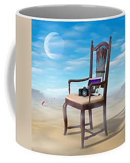 Steppng Back Coffee Mug by Mike McGlothlen