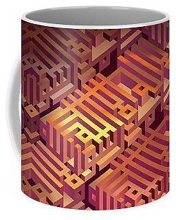 Steps And Shadows Mug Coffee Mug